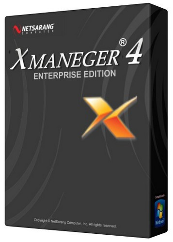 Xmanager Enterprise 4.0 Build 0184