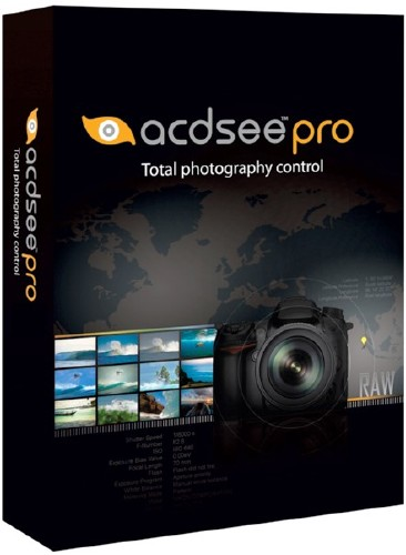 ACDSee Pro 5.0 Build 110 Final Rus Portable