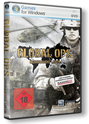 Global Ops Commando Libya [RePack] [DEU] (2011)