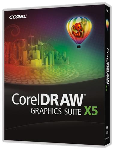 CorelDraw Graphics Suite X5 SP3 15.2.0.695 Portable