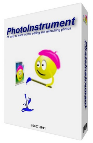 PhotoInstrument 5.2.528 RuS + Portable