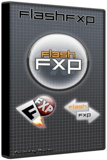 FlashFXP 4.1.1.1651 Final + Portable
