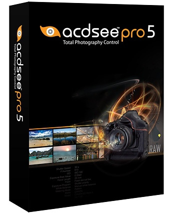 ACDSee Pro v5 Build 110 Final RePack by Loginvovchyk от 01.10.2011