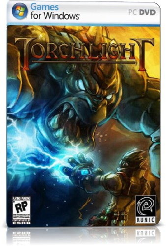 Torchlight Retail version [ENG] (2010)