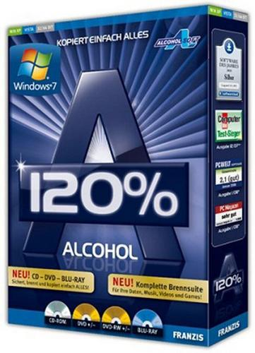 Alcohol 120% 2.0.1.2033 Final Portable