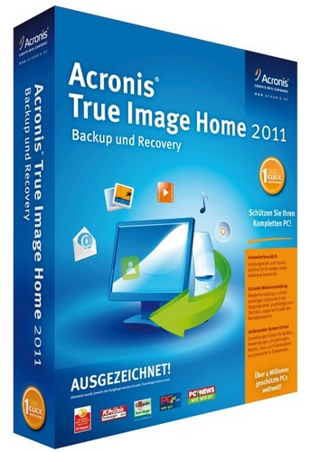 Acronis True Image Home 2011 14.0.0 Build 6868 + Plus Pack + BootCD Russian