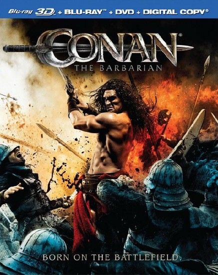 Конан-варвар / Conan the Barbarian (2011 г.) HDRip