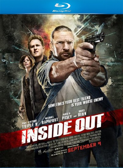 Наизнанку / Inside Out (2011/HDRip/1400MB/700МВ)