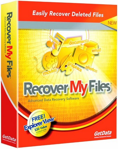 GetData Recover My Files Pro 4.9.2.1240 + Rus