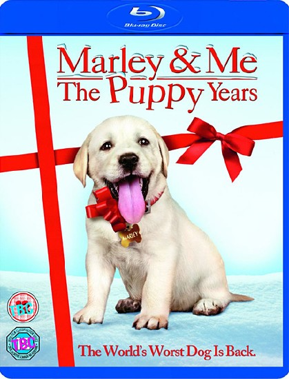 Марли и я 2 / Marley & Me: The Puppy Years (2011/HDRip/1400)