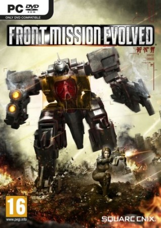 Front Mission Evolved [RePack] [RUS ENG] (2010)