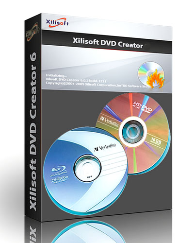 Xilisoft DVD Creator 7.0.1 Build 1122