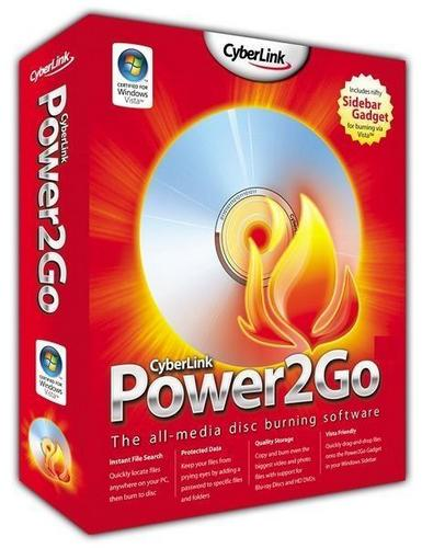 CyberLink Power2Go 8 Essential 8.0.0.1031 Portable by Baltagy