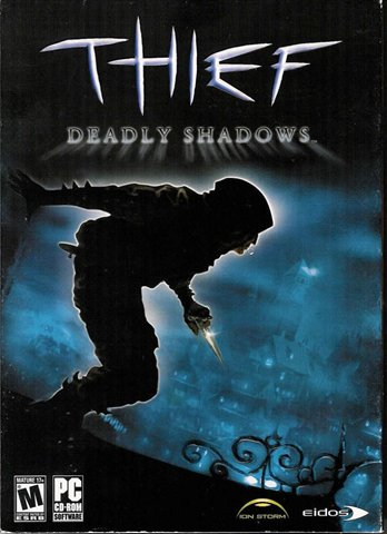 Thief 3 Deadly Shadows Thief 3 Тень смерти [P] [ENG] [RUS] (2004)