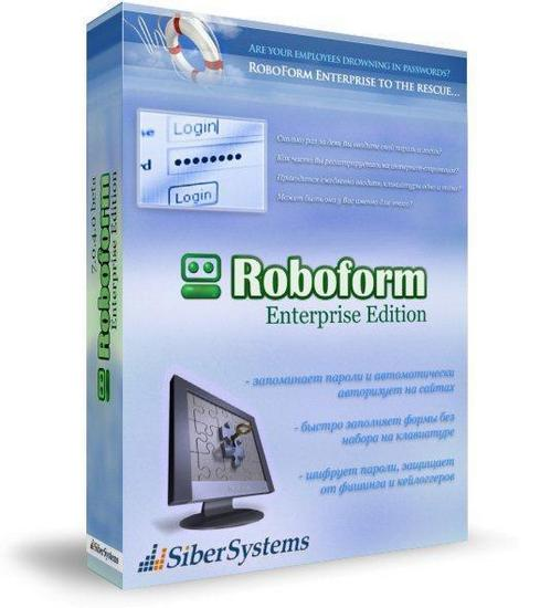 AI RoboForm Enterprise 7.6.4 Final