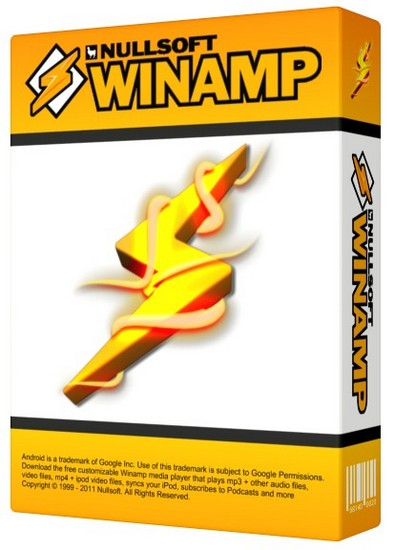 Winamp Gold 2011 v5.622.3189 Full Portable by KGS