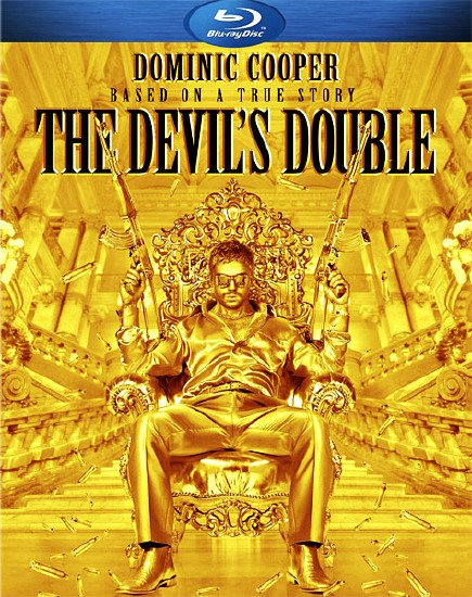Двойник дьявола / The Devil's Double (2011/HDRip/1400MB/700MB)
