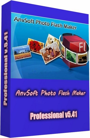 AnvSoft Photo Flash Maker Professional v.5.41