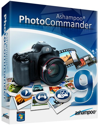Ashampoo Photo Commander 9.4.1 Portable [Multi/Русский]