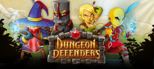 Dungeon Defenders [v7.0 + 3 DLCs] [ENG MULTi5] (2011)
