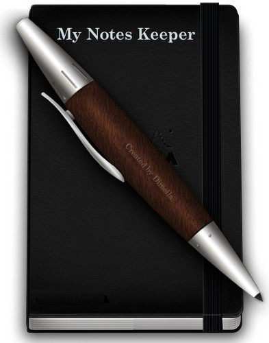 My Notes Keeper v2.5.6.1282 Ml/RUS Portable