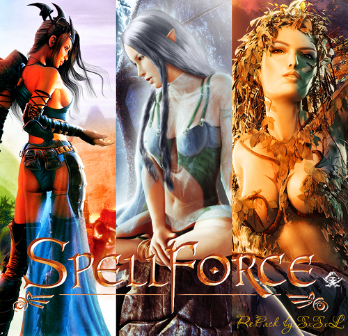 SpellForce Trilogy SpellForce Трилогия [RePack] [RUS ENG]