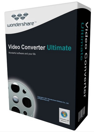 Wondershare Video Converter Ultimate 5.7.1.1