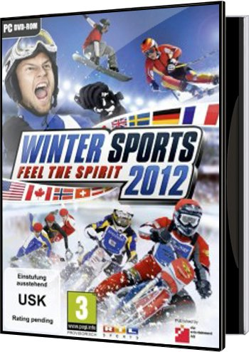 Winter Sports 2012 Feel The Spirit [RePack] [ENG] (2011)