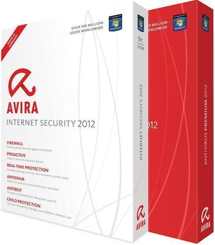 Avira AntiVir Personal 12.0.0.127 + Premium 12.0.0.192 + Premium Security Suite 12.0.0.192